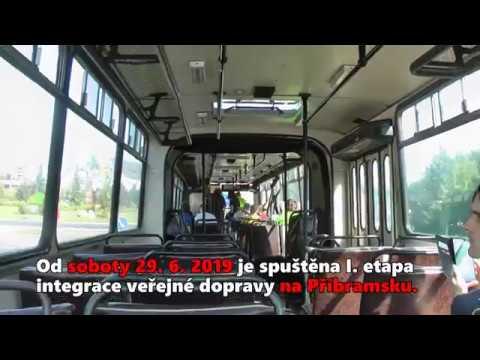Ikarus - autobus Příbram