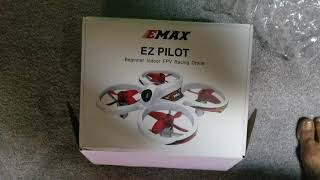 EMAX EZ Pilot beginner indoor fpv racing drone.