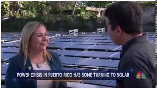 Solar Power to Save Puerto Rico - Kansas City Solar Power Contractors