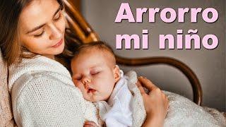 Arrorro Mi Niño | Y mucha más Música para Dormir Bebés Lullabies | ¡32 min de Lunacreciente!