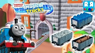 Thomas looking for Troublesom Truck | Thomas and Friends: Magical Tracks - Kids Train Set