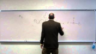 VSEPR Theory - Boron Trifluoride (BF3) 003