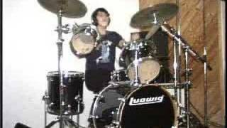 Id Tell You But By Anti-Flag (my drum cover)