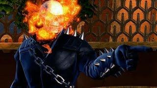 Ghost Rider Full Game Movie All Cutscenes Cinematic