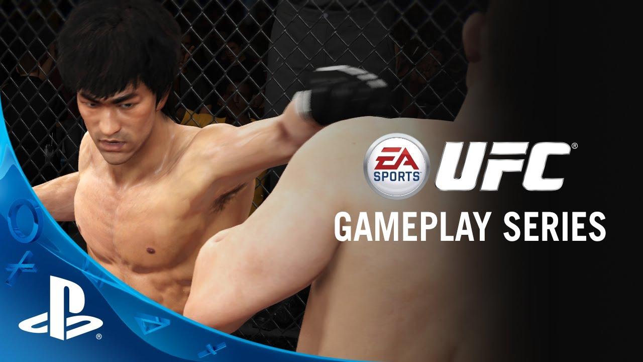Deux nouvelles vidéos pour EA Sports UFC sur PS4