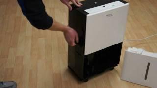 Dehumidifier Operation Video
