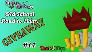 Runescape 2007 Road to 100m GIVEAWAY   #14