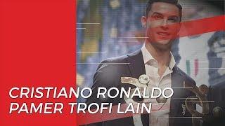 Gagal Dapatkan Penghargaan Ballon d'Or, Cristiano Ronaldo Pamer Trofi Lain