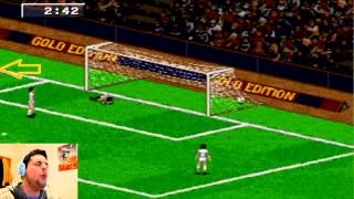 preview picture of video 'Simulación Dortmund - Real Madrid 24/04/2013 - Semifinal Champions League - FIFA 97'