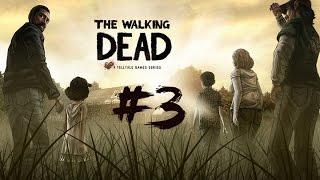 Прохождение ► The Walking Dead Сезон 1 ► #3 - Укрития в магазине. [Rus Full HD]