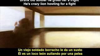 Dire Straits - Lions (Subtitulos español - inglés)