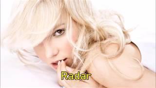 Britney Spears - Radar (tradução)