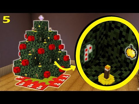 Christmas Minecraft Decorations.How To Make Christmas Tree Decorations Christmas Special