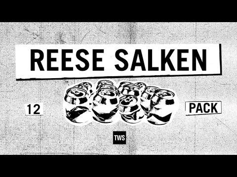 12 Pack: Reese Salken   TransWorld SKATEboarding