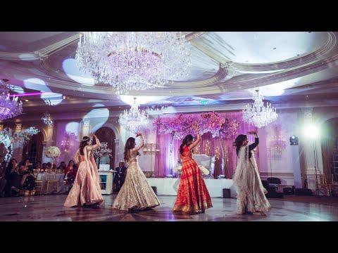 Indian Wedding Dance by Bride & Sisters   Jaani Tera Naa   MUMMY NU PASAND   Bollywood   2019