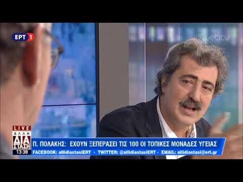 Ο Παύλος Πολάκης στην «Άλλη Διάσταση» | ΕΡΤ