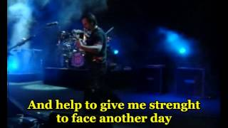 Dream Theater - The root of all evil ( Live in  Chile ) - with lyrics