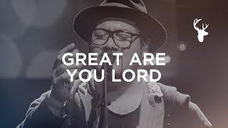 Great Are You Lord   Morgan Faleolo   Bethel Worship
