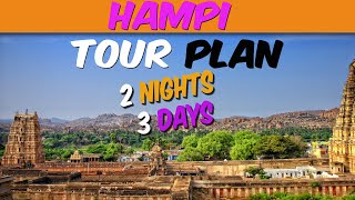 Hampi Tour Guide 2021
