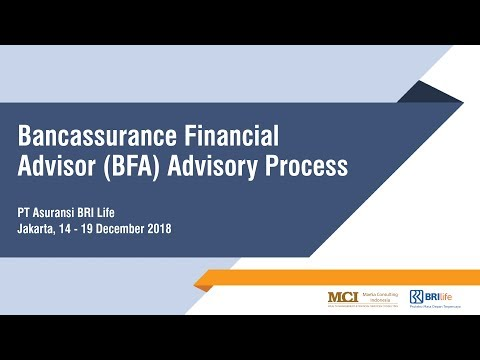 Video Testimony - Bancassurance Financial Advisor, BRI Life 2018