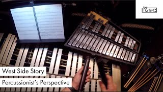 West Side Story - A Percussionist's Perspective