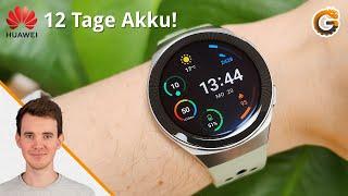 Huawei Watch GT 2e: Sportuhr mit vielen Features & langer Akkulaufzeit - Hands-On