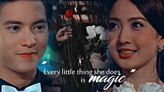 Every Little Thing She Does Is Magic | James Jirayu & Taew [crossover]