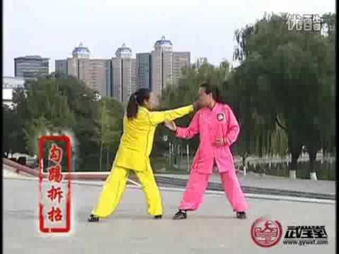 戳脚段位制考试视频 Chuo Jiao