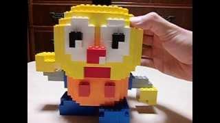 レゴでキテレツ大百科の「コロ助」を作ってみたナリよLEGOKiteretsuDaihyakka