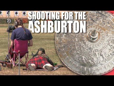 Shooting the Ashburton Shield, Bisley