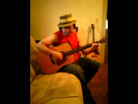 You Lie original acoustic song J Wheeler