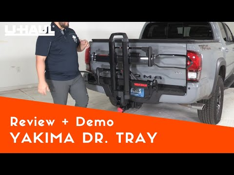 Yakima Dr. Tray Rack Review and Demo