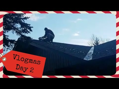 Up on the Rooftop | Vlogmas Day 2