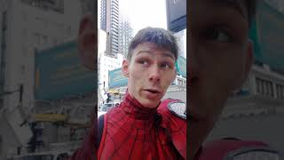 Busking issues in Toronto 2018 update by Torontos Spider-Man