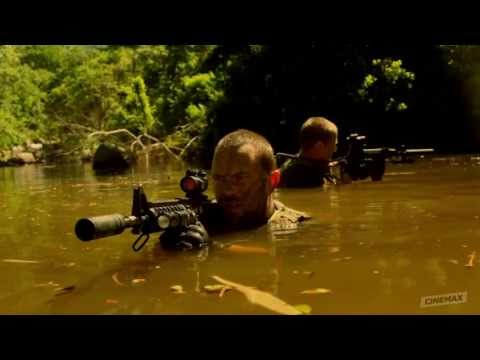 Strike Back Season 3: Episode 1 Clip - Scott & Stonebridge Discuss Work Fish