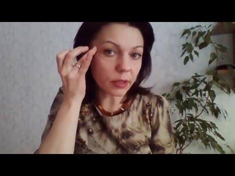 Глубокий массаж лица от морщин видео