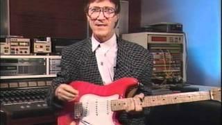 """Hank B. Marvin & Jeff """"Skunk"""" Baxter Trans-Continental Jam!"""
