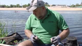 Вязание петель на фидере от нормунда грабовскиса