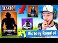 SECRET BLOCKBUSTER SKIN *LEAKED* in Fortnite: Battle Royale!