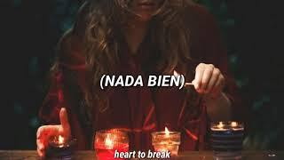 Lola Indigo, Lalo Ebratt - MALDICIÓN  (Letra Oficial)
