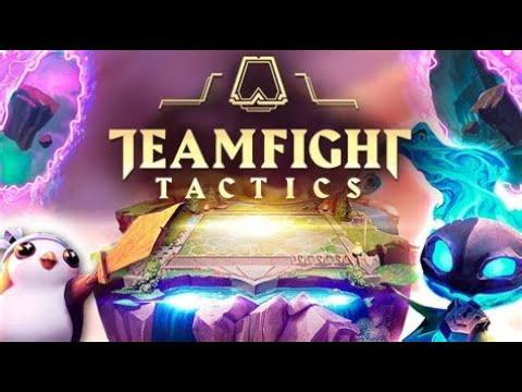 League Of Legends - TeamFight Tactics #6 : La deuxième est la bonne !