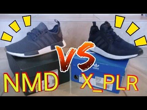 c5081e6ba93f Adidas X PLR - ¿El hermanito del NMD  - смотреть онлайн на Hah.Life