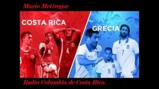 Mario McGregor, la Doble M, y su Costa Rica en Brasil 2014