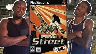 MY GAME BREAKER WON'T WORK!!!  - FIFA Street  (PS2)   #ThrowbackThursday ft. Juice