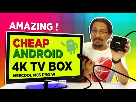 Amazing ! 🔥🔥 Cheap 4K android tv box 2018