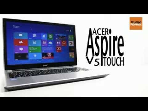 Acer Aspire V5-571 Touch review