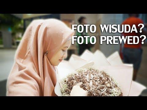 FOTO WISUDA ATAU FOTO PREWEDDING?