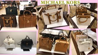 MICHAEL KORS New Handbags And Green Bags Collection #September2019| Whats New In MICHAEL KORS