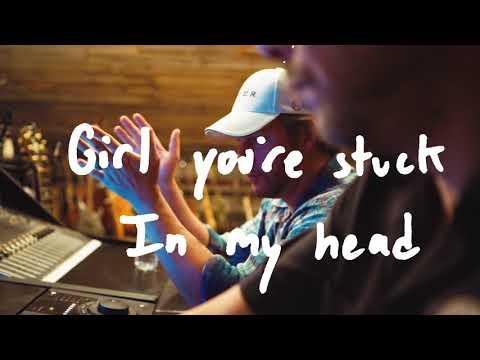 Stuck in My Head Lyric Video