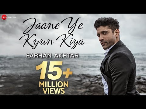 Download Jaane Ye Kyun Kiya | Official Music Video | Farhan Akhtar & Rochak Kohli HD Video